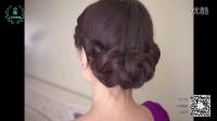 【小楠时尚频道】春天盘发Spring Braided Flower Hair Tutorial