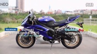 Go 机车【雅马哈跑车 Yamaha YZF R6 】台湾加菲猫摩托车重机车海外香港台湾新车试驾评测评(中文字幕)