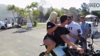 【假期带着你的摩托和妞一起嗨皮吧】摩托车重机车海外聚会活动