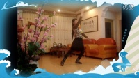 形体舞《月落泉》