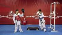跆拳道竞技训练 日常训练方法 世界跆拳道训练计划 - 15