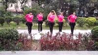 艾尼丽清姐妹原创广场舞《寂寞的人伤心的歌》编舞丽清,姐妹版