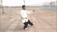 秦洪彬三十七式传统杨式太极拳