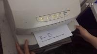 scenesun 南天PR2E PR-b 打印机 改配置模式 接口 并口 步骤视频