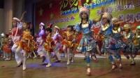 镇雄坡头中心学校 2016年儿童节 舞蹈《最炫民族风》