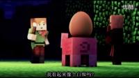 我的世界动画片——蛋蛋历险记全集(1~16)_高清