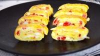 西红柿厚蛋烧|学会这个快手早餐,你又可以晒朋友圈了