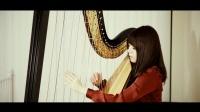竖琴小杏仁   你的名字   三叶主题音乐   治愈系竖琴动漫音乐