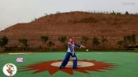 重庆 陶登莉 学练 李生泉创编 柔力球快乐健身套路第一套《中国娃》  制作 好梦