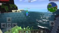 『MinecraftPE★我的世界手机版』神龙孤岛生存第二集_钻石不值钱吗