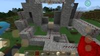 我的世界红石P5最简单的3×3隐藏门