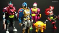 (无限之未来)假面骑士EX-AID 食玩 可動骑士Stage06