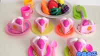儿童亲子玩具过家家切蛋糕切水果