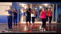 7段精彩Zumba 尊巴舞蹈视频教学 减肥健身舞