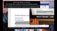 如何在Windows应用程序中使用Touch Bar