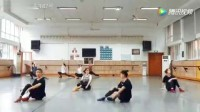 形体舞:寂静的天空