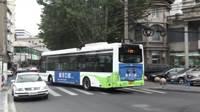 上海公交 巴士一公司 6路 J2B-0168