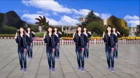野花香~小雪花广场舞