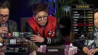 德州扑克:2018WPT新西兰站决赛桌精彩集锦01