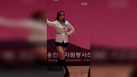 靓点着迷 韩国美女现场热舞