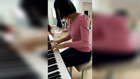 石进《夜的钢琴曲一》,零基础自学钢琴五个月
