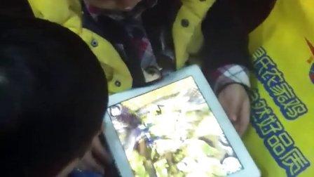 4岁小孩玩神庙逃亡2过百万