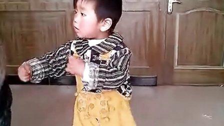 儿童版《江南style》