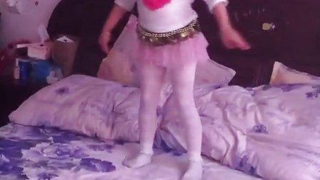 史上最小的肚皮舞老師