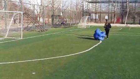 权岐度的足球世界 Parachute Training 2