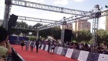 MTV音乐盛典 Lady gaga 的超帅小师弟
