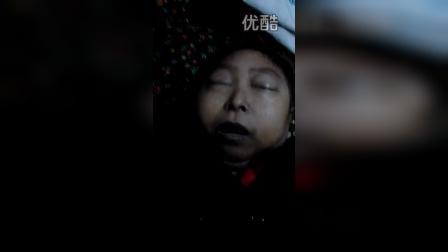 康立学母亲去世的时候所拍真实录像