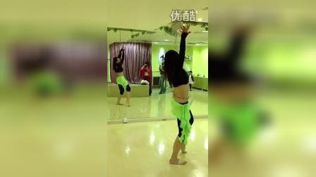 曼妙舞乡2014年4月-口水舞(Molly老师编舞)