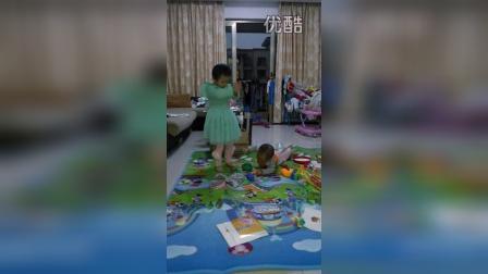 2014张近桉张亦琪宝宝广州锦绣新天地幼儿园 (2)