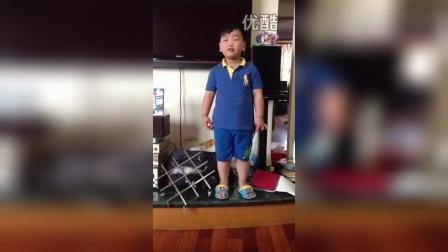 小班 朱禹臣 讲故事