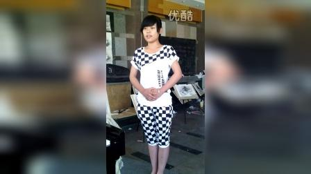 wang changrui练声 高二 20140528