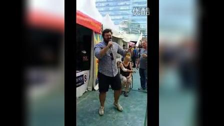 第三届北京精酿啤酒节活动现场