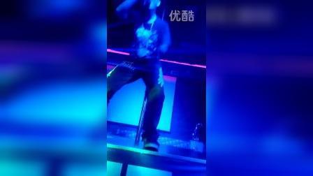 Ice King在南充TT Club说唱演出1