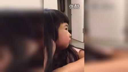 【粉红豹】曹格女儿包子姐姐曹华恩(grace):刚睡醒不爽!