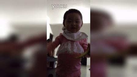 宝宝吃西瓜耶耶耶