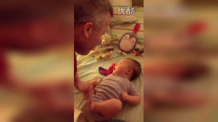 七月初宝宝讲话