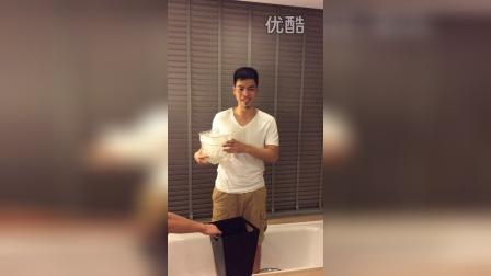 冰桶挑战!!IceBucket Challenge!!From Sam