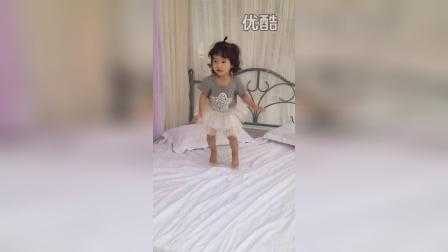 两岁写真花絮(两岁一个月)