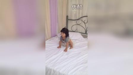 两岁写真花絮2(两岁一个月)