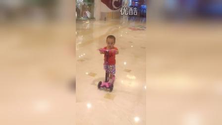 宝宝滑板车2