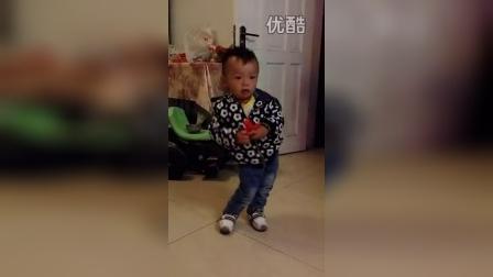 宝贝孙楷喆的成长历程 000011·20141003