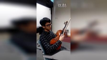 PolyU弦樂團學生對駐校藝術家計劃嘅感想