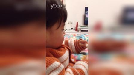宝宝九个月