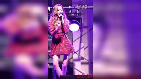 【Angelicalu】141105 용산 다문화 희망콘서트 베스티 '연애의 조건' 해령 직캠 BY.no