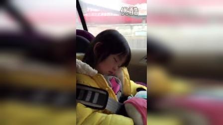 瞌睡死了(两岁四个半月)