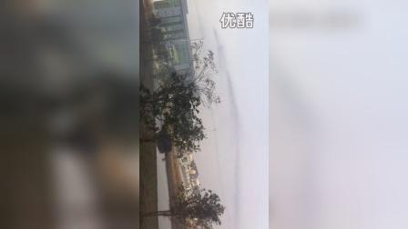 润兰德卷盘式喷灌机JP75-300测试视频